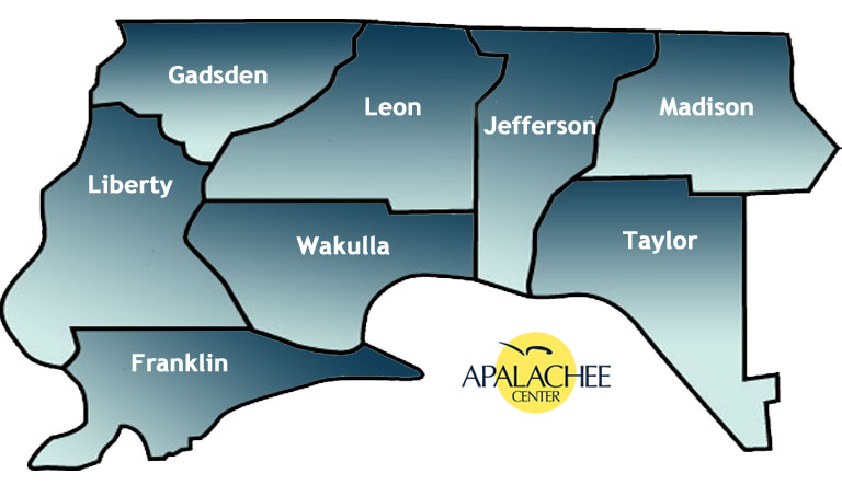 Apalachee Center Locations